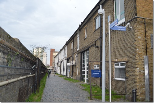 Paddington Alley