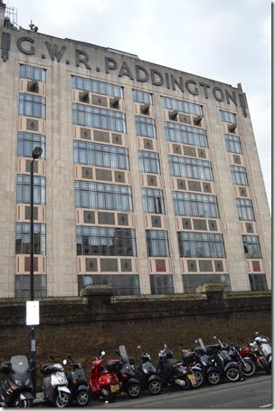 Paddington Quadrophenia