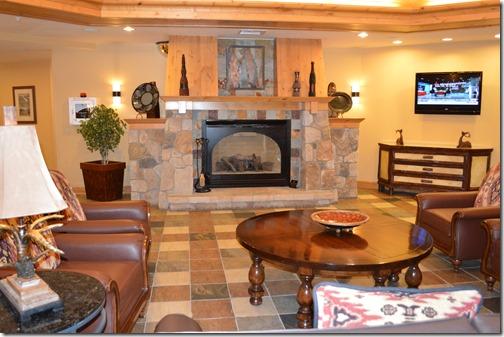 Sheraton Avon lobby