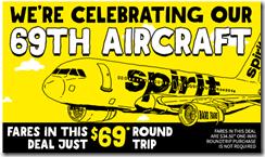 Spirit 69 Sale