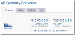 xe CAD-USD 917-727