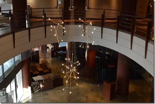 Fresh lounge in lobby