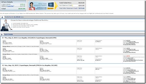 LAX-CPH UA $625 Aug6-16