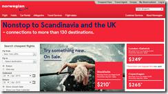 Norwegian Air US
