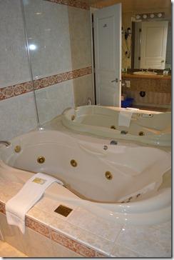 Quality spa tub