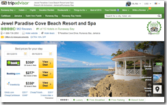 TripAdvisor Jewel Paradise Cove Jamaica