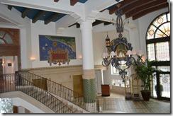 Casa del Mar lobby