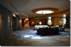 Fairmont YVR lobby-1