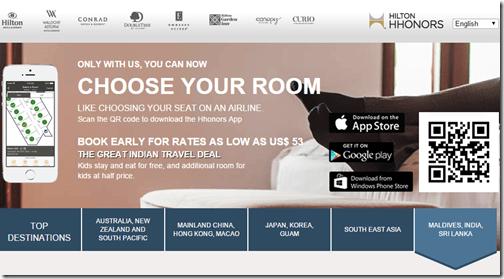Hilton Asia Pacific June 30 sale