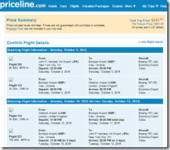 JFK-LGW $541 Ukraine Kiev 2 days