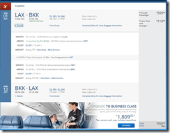 LAX-BKK DL $706 Oct15