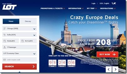 LOT Polish Sale May2015