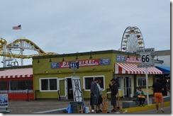 Santa Monica Pier Route 66