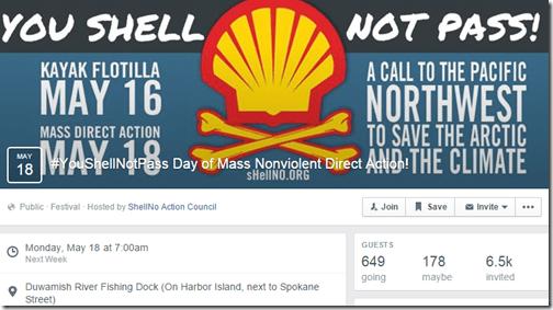 Shell No Facebook