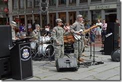Army rockers
