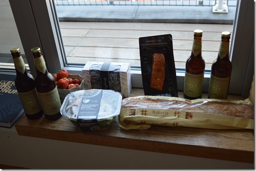 CPH Market food