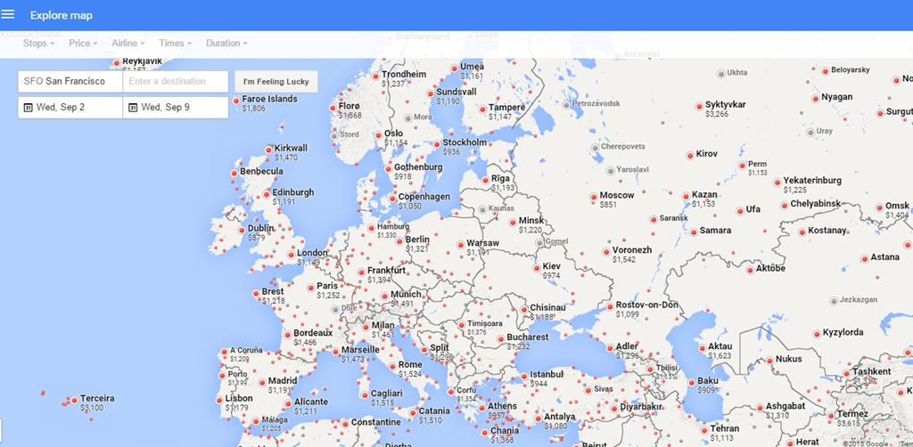 Google-Flights-tutorial-Europe-1 Sfo Google Map on iah map, ewr map, mke map, hnl map, iad map, bart map, sna map, key west airport terminal map, ksfo gate map, mexico city airport terminal map, bay area airports map, cleveland airport terminal map, ord map, bos map, cmh map, mco map, cvg map, lax map, car map,