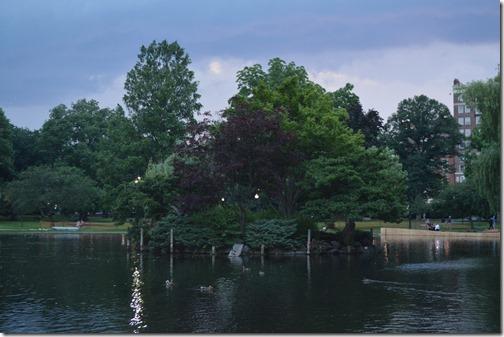 Public Garden island