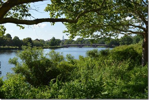 Charles River Cambridge