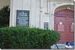 First Parish Cambridge