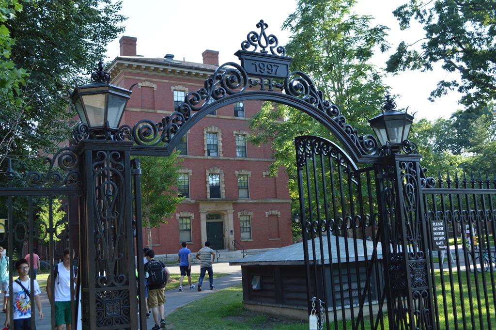Boston Walks – Back Bay To Harvard Yard