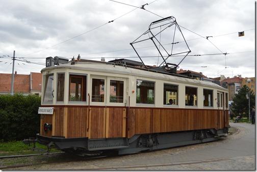 Brno Streetcar