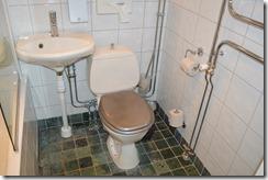 Clarion 513 bathroom