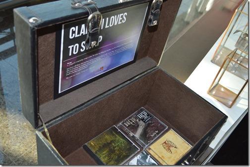 Clarion BGO CD swap