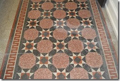 Clarion floor