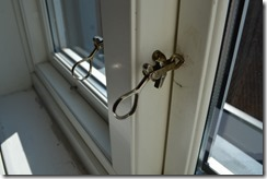 Clarion window locks