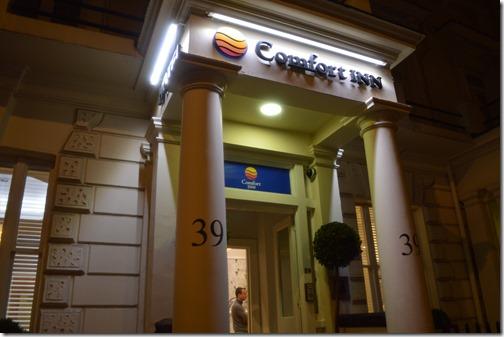 Comfort Inn Westminster exterior