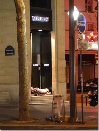 Homeless-1 Paris