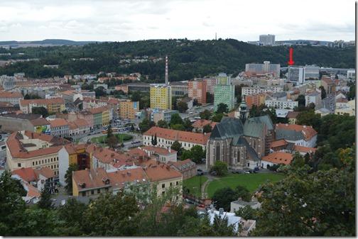 Southwest Brno