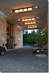 IC Geneva driveway