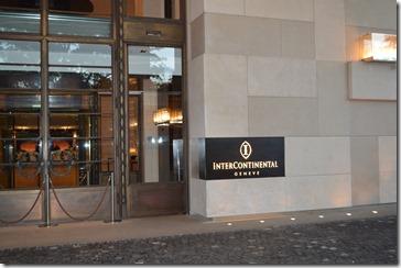 IC Geneva entrance