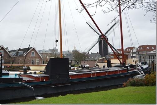 Rembrandt van Rijn Leiden home