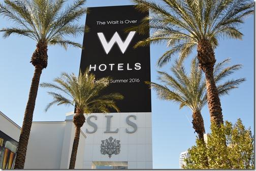 SLS W Hotel