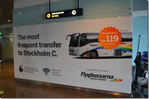 ARN airport bus