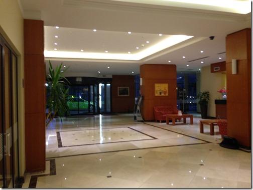 CP Vilnius lobby