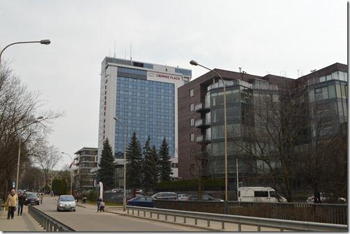 Crowne Plaza Vilnius ext-1