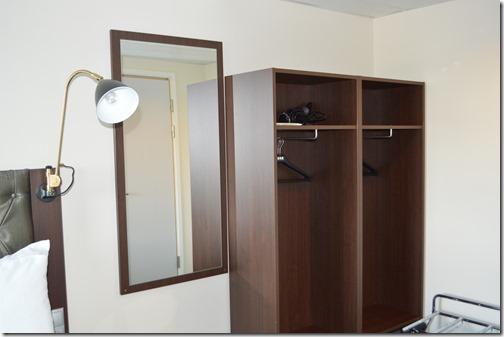 Quality Inn ARN bedroom