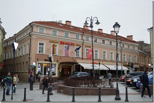 Ramada Vilnius ext