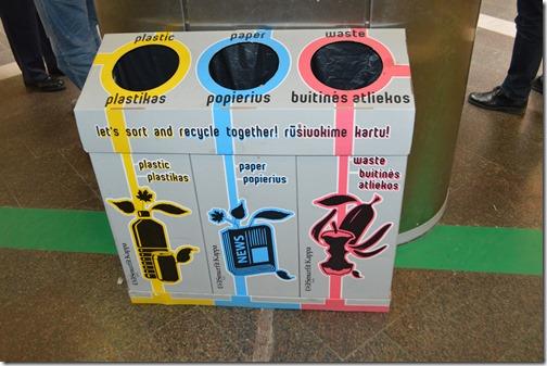 VNO recycle bin