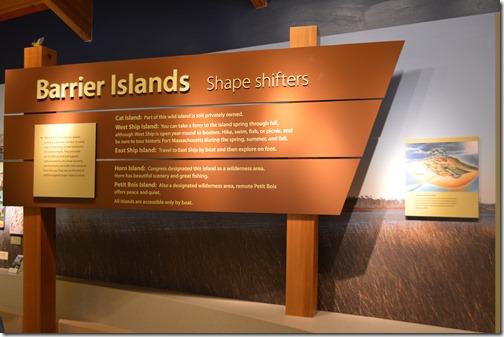 GCNS Barrier Islands