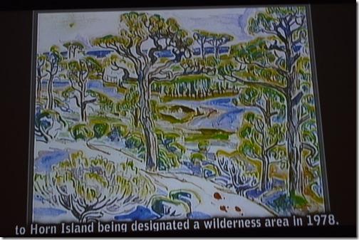 Walter Anderson Horn Island