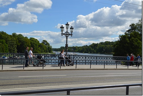 Djurgarden Bridge