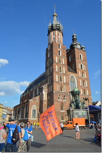 Krakow World Youth Days