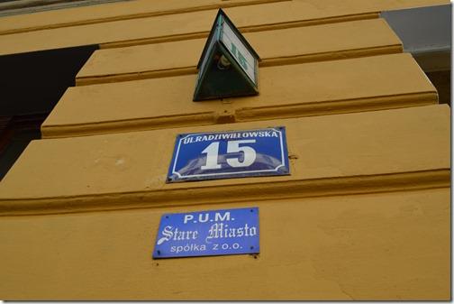 Krakow address