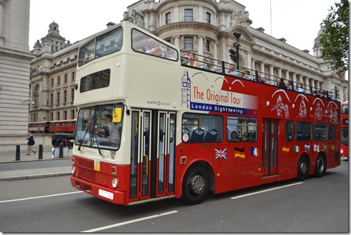 London Tour Bus