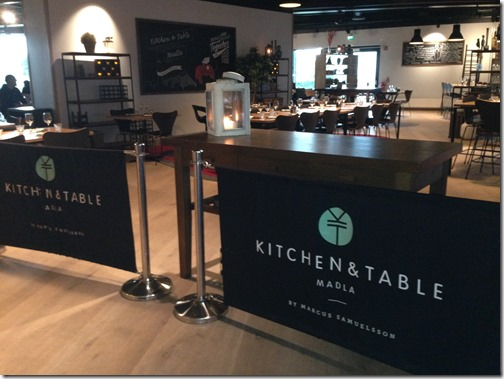 Clarion Energy Kitchen-Table